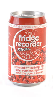 fridge-recorder