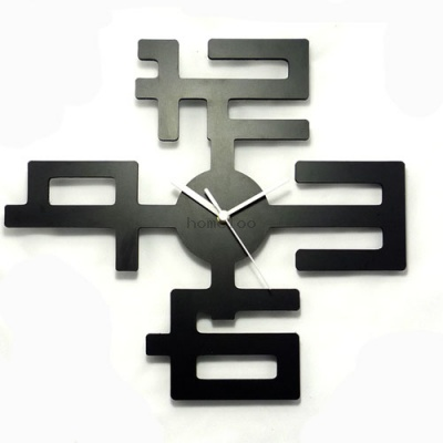 modern-frameless-wall-clock