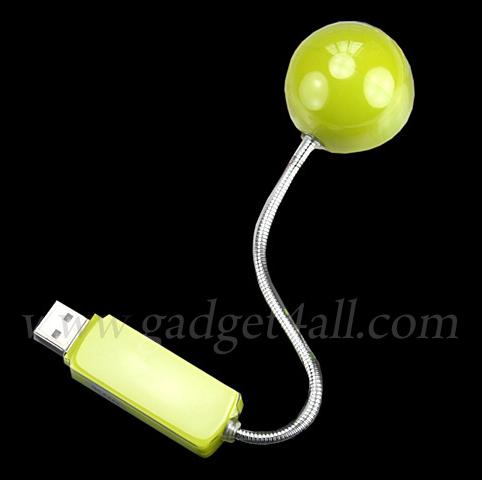 Sound Card Intergrated In Mini Ball USB Speaker