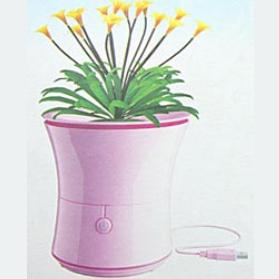 Flowerpot USB Air Purifier