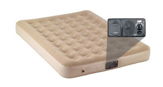 coleman-quickbed-with-mp3-speakers-picture