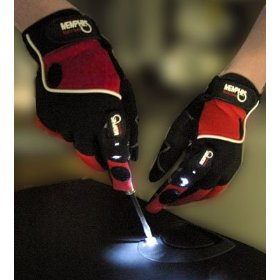 Multi-task Gloves with LED Lights-pictures-1