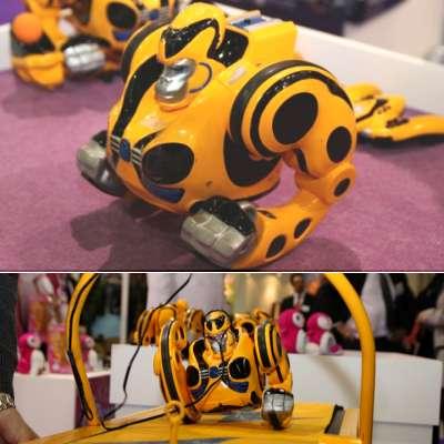 Bossa Nova Prime 8 Gorrilla Robot-pictures