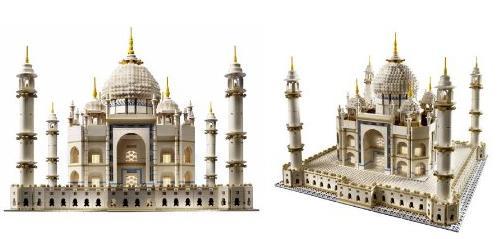 LEGO Creator Taj Mahal-pictures-1