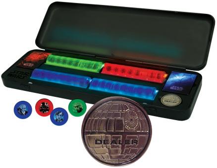 Star Wars Lighted Poker Chip Set-pictures-1