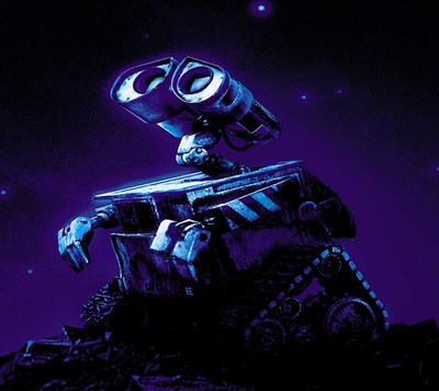 Wall-E-binocular pictures